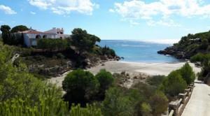 Playa de de L'Estany