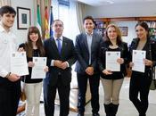 Universidad Pablo Olavide entrega premios Excelencia Académica