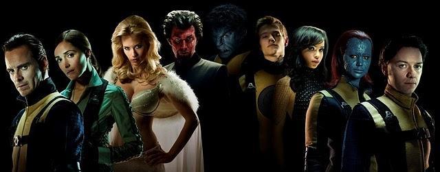 X-Men: First Class -Trailer