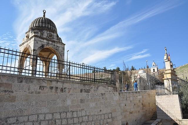 ISRAEL - VI DIA: DE CUANDO EL VIAJE LLEGÓ A SU FIN