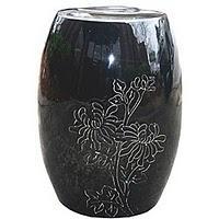 En tendencia, taburete chino de cerámica