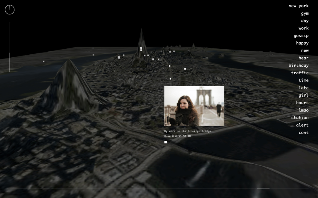 Invisible Cities: A Transmedia Mapping Project