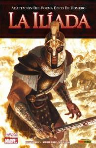 Llega los clásicos ilustrados Marvel