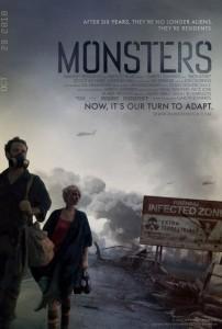 Reseñas Cine: Monsters