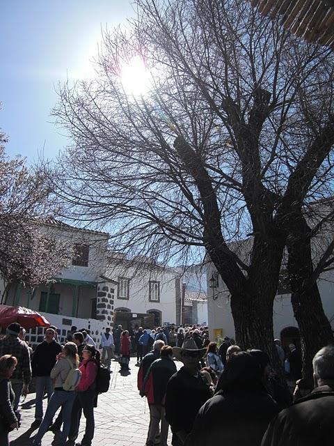 Fería de Artesanía de Tejeda 2011