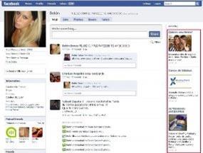 Los anuncios en Facebook