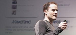 Evan Williams, cofundador de Twitter.