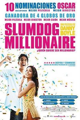 Recomendación de la semana: Slumdog Millionaire (Danny Boyle, 2008)