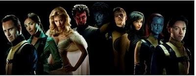 Tráiler de X-Men. Primera clase