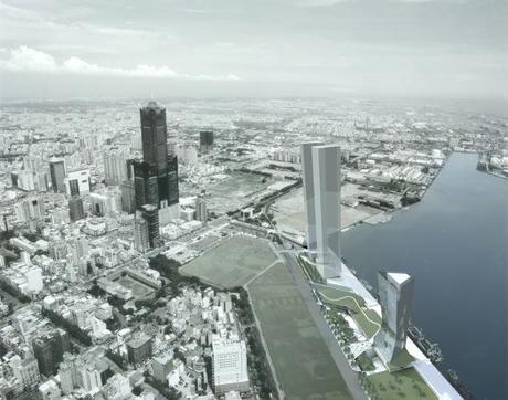 Puerto Kaohsiung Malone Chang + Yu-lin Chen Architects