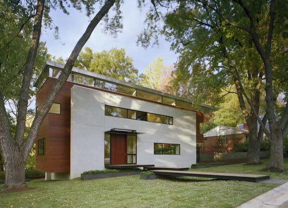 Matryoshka House : David Jameson Architect