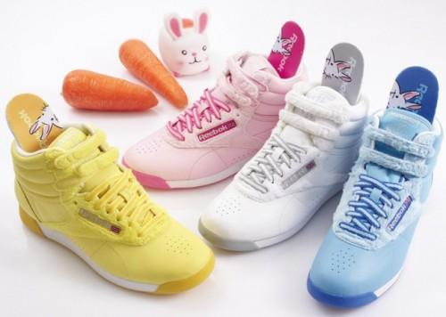 Zapatillas Reebok Freestyle Bunny Pack