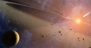 Enorme asteroide chocaría con la Tierra en 2036