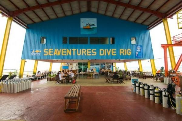 Seadventure Dive Resort, Malasia