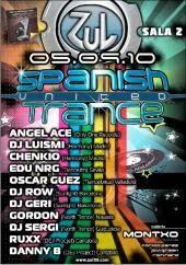 Cancelado el Spanish Trance United