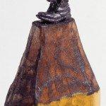 Dalton Ghetti Boot Pencil Sculpture