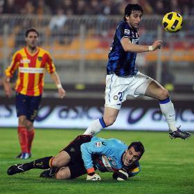 Diego Milito, de 100 a 0