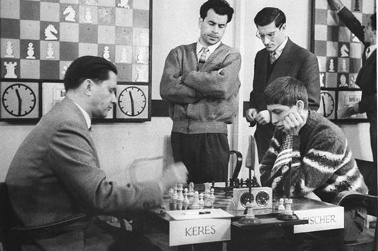 Las Mejores Partidas de Bobby Fischer (14)