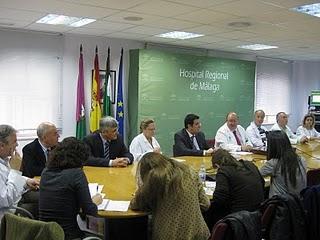 El Hospital Regional de Málaga lleva a cabo importantes estrategias de reordenación de la actividad asistencial