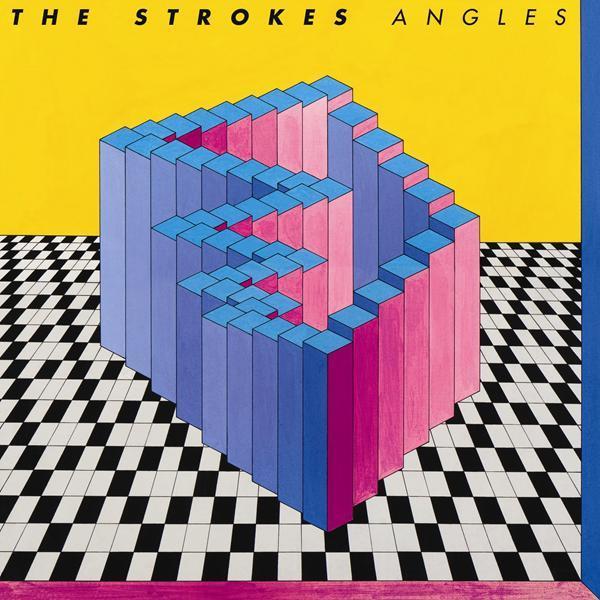 Se desvela la portada del nuevo disco de The Strokes