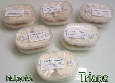 MahnMac Delicatessen, una gentileza con Las recetas de Triana