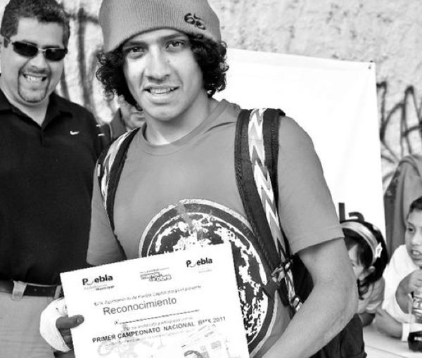 CONCURSO BMX INTO THE BOWL, PUEBLA
