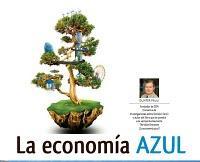¿Qué es la «economía azul»?