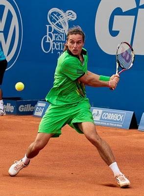 ATP de Costa do Sauipe: Dolgopolov, el segundo finalista