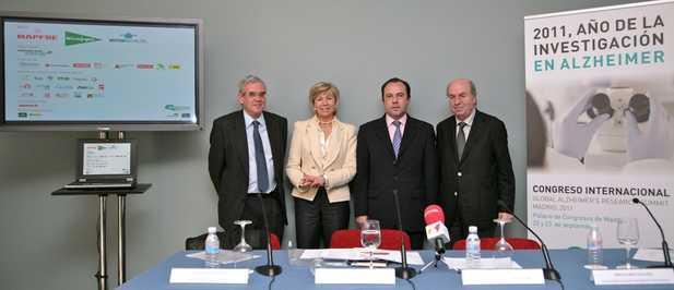 Madrid, capital mundial de la investigación en Alzheimer