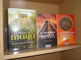 Temática: los mayas