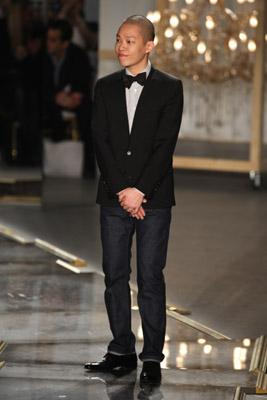 Mercedes Benz Fashion Week, Fall 2011. Jason Wu