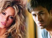 Shakira Enrique Iglesias acaparan Billboard Latin Music