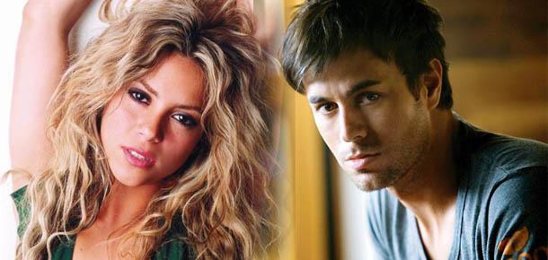 Shakira y Enrique Iglesias acaparan los Billboard Latin Music