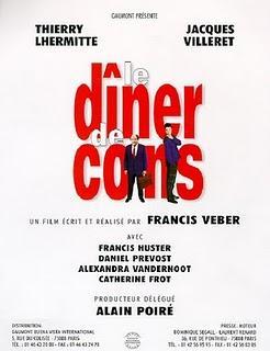 La Comédie Française: La cena de los idiotas (Francis Veber, 1998)