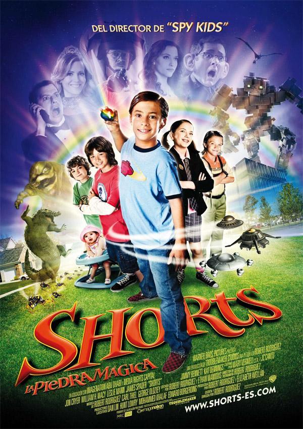 Shorts: La piedra mágica (Robert Rodriguez, 2.009)