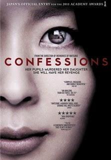 Kokuhaku (Confessions) de Tetsuya Nakashima-2010 o de como odiaste lo que todos amaron.