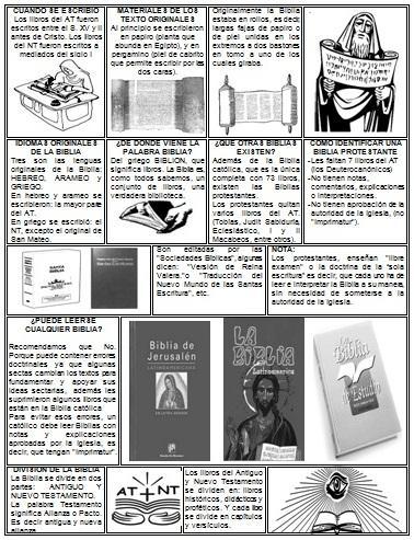 TEXTO PARA IMPRIMIR: BIBLIA Y REVELACIÓN