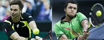 ATP 500 Rotterdam: Soderling y Tsonga son los finalistas