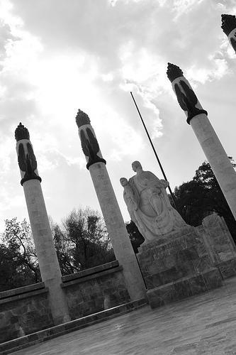 Monumento a los Niños Héroes B&N 2