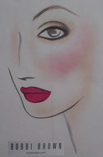 FYI: maquillaje para San Valentin.