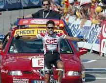 El Geox y el Tour de Francia