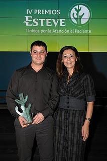 Los ganadores de los IV Premios ESTEVE Unidos por la Atención al paciente
