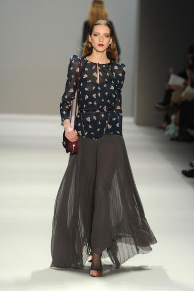 MERCEDES BENZ FASHION WEEK: REBECCA TAYLOR