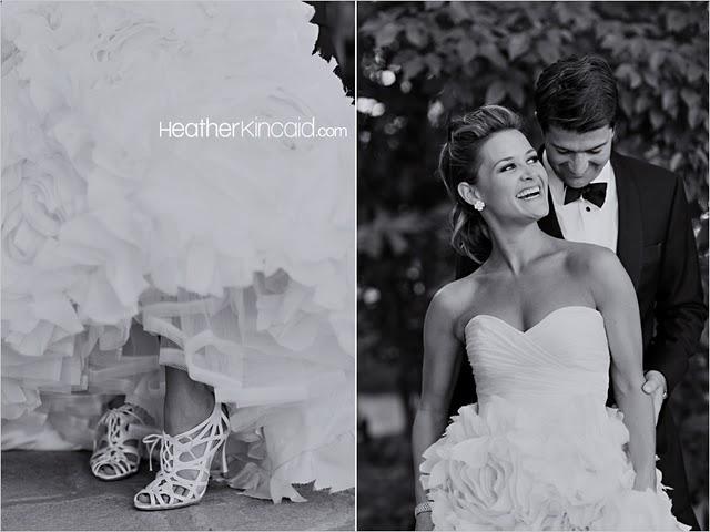 I do en los zapatos de novia