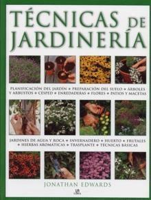 T cnicas de jardiner a libro recomendado paperblog for Libros sobre jardineria