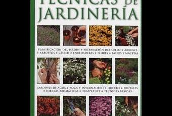 T cnicas de jardiner a libro recomendado paperblog for Libros de jardineria