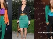 Camilla Belle, Jennifer López Olivia Wilde eligen Gucci, Primavera 2011