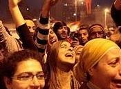 triunfo revolución violenta Egipto