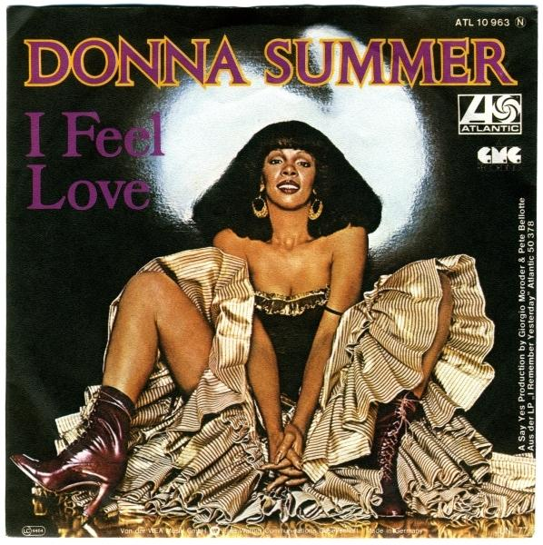 Donna Summer – I feel love