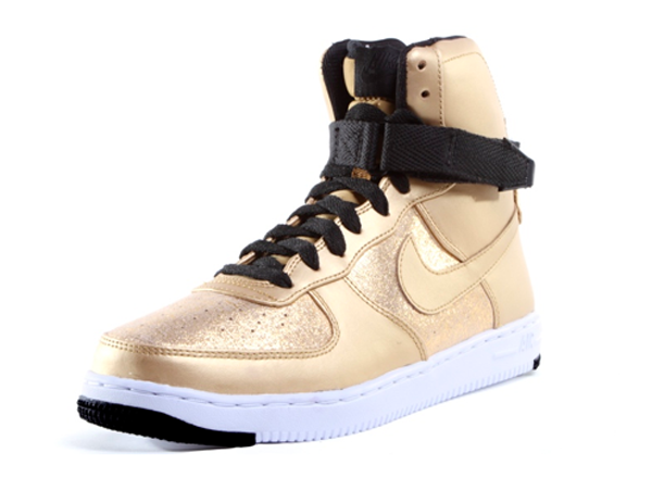 90114ab3a94f3 Nike air feather hi premium-metallic. - Paperblog